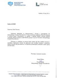 Małopolski Związek Pracodawców - Lewiatan