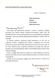 Solidna Firma - List Gratulacyjny